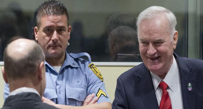 'Mladic To Appeal Life Sentence'