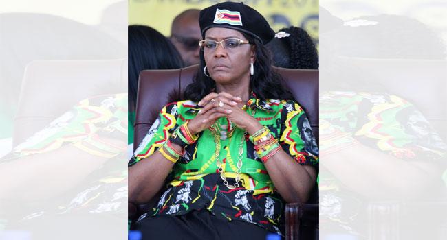 Zimbabwe Varsity Posts Grace Mugabe's Suspect Ph. D. Thesis