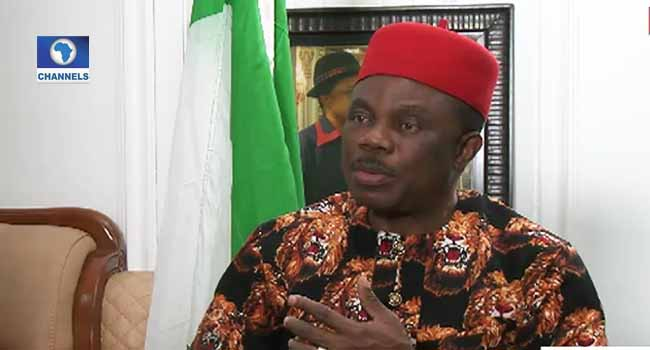 Anambra State Made Lagos What It Is – Obiano