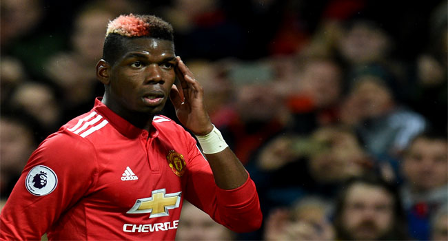 Mourinho Backs Pogba After Scholes Taunt