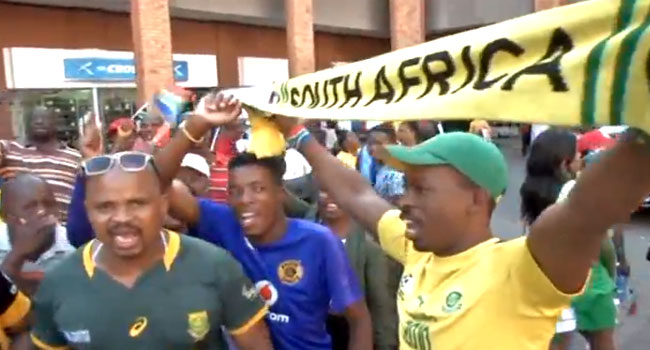 Disappointed S.Africans React To France's Choice As Rugby World Cup Host