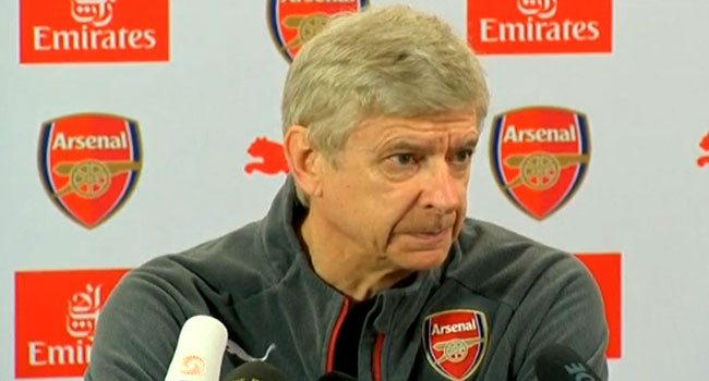 Wenger Desperate For Win In Race For Champions League Places