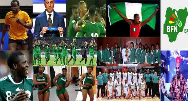 2017: Top Moments In Nigerian Sports