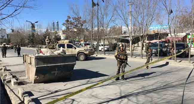 11 Killed, 25 Wounded In Kabul Suicide Attack – Health Ministry