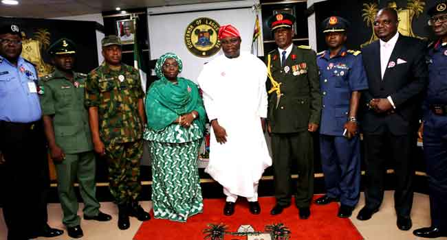Security Will Continue To Receive Top Priority In Lagos – Govt
