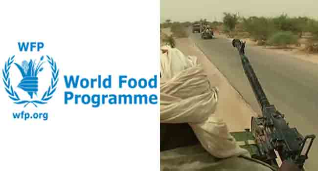 Four Killed During Attack On WFP Food Trucks In Borno