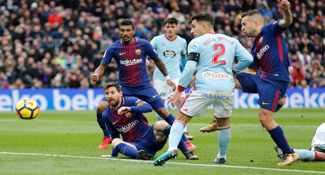 Barca Face Celta Vigo Once More In Cup Last 16