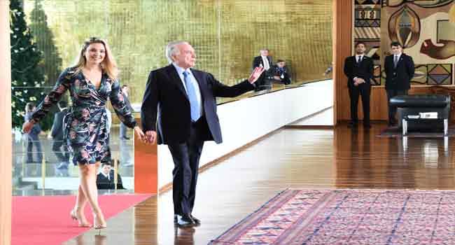 Brazilian President's Pardons Ignite Corruption Row