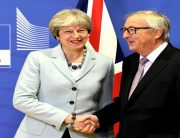 Britain, EU Reach Historic Deal On Brexit Divorce Terms