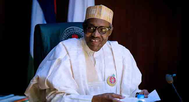 President Buhari Congratulates Ex-Federal Commissioner Okunnu At 85