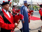 President Buhari Returns To Nigeria After Paris Summit