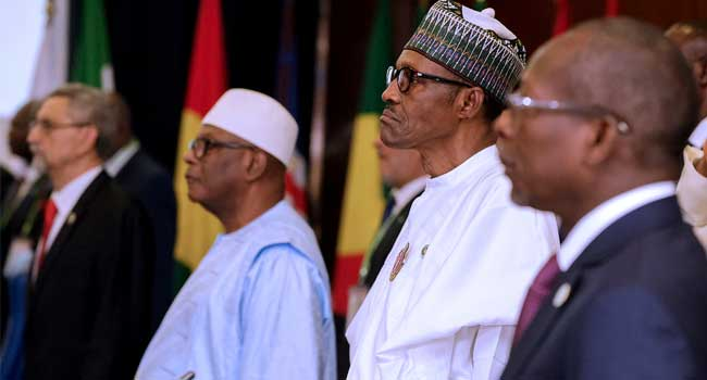 ECOWAS Heads Of State Meet In Abuja