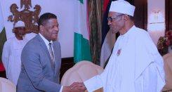 Buhari Wants Nigerian Troops Back From Guinea Bissau