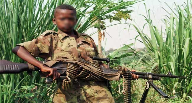 Child Soldiers Awarded $10m Damages From Congolese Warlord