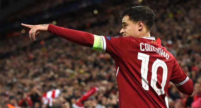 From Obscurity To Superstar Status: Coutinho's Rise Is Complete