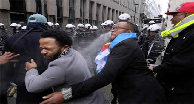 Police Detain 12 Altar Boys In DR Congo Protests