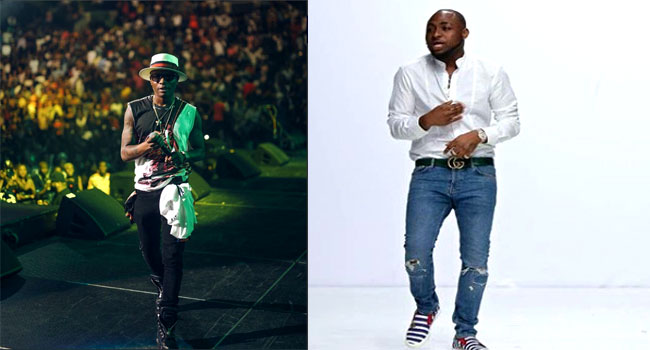 How Wizkid, Davido Made Nigeria Proud At MOBOAwards