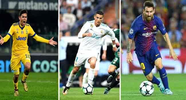 Dybala Must Ignore Messi, Ronaldo Comparisons, Says Allegri