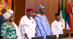 Osinbajo Presides Over FEC Meeting As Buhari Attends One Planet Summit