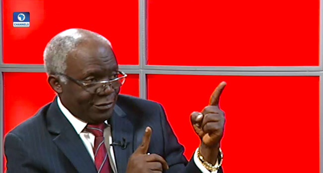 DSS Lacks Power To Summon IBB's Spokesperson, Afegbua – Falana