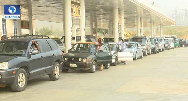 Fuel Queues Return Over PENGASSAN's Nationwide Strike