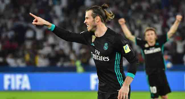 Returning Bale Rescues Real Madrid From Al Jazira Upset