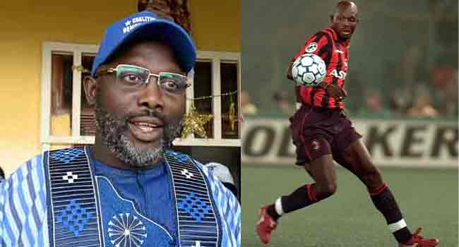Liberia's George Weah Makes Football Comeback At 51
