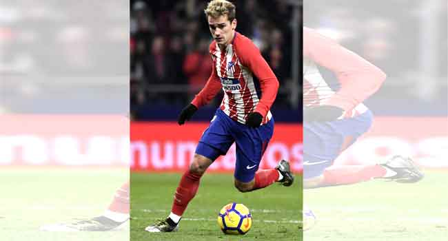 Barcelona Deny Reports Of Griezmann Agreement