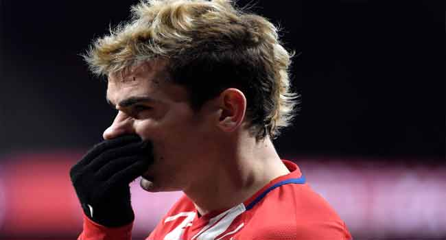 Atletico Report Barca For Illegal Griezmann Approach