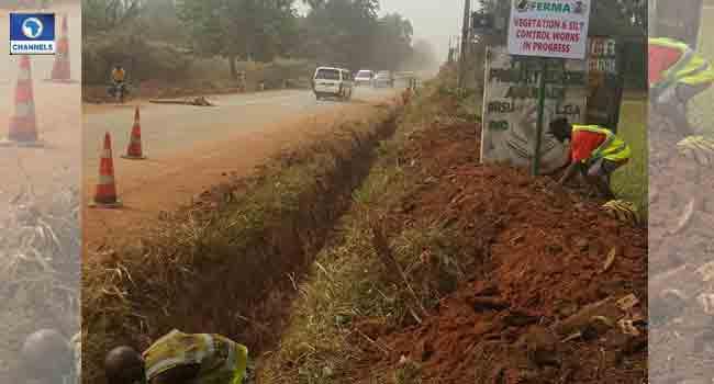 FERMA Commences Rehabilitaion Of Imo Roads
