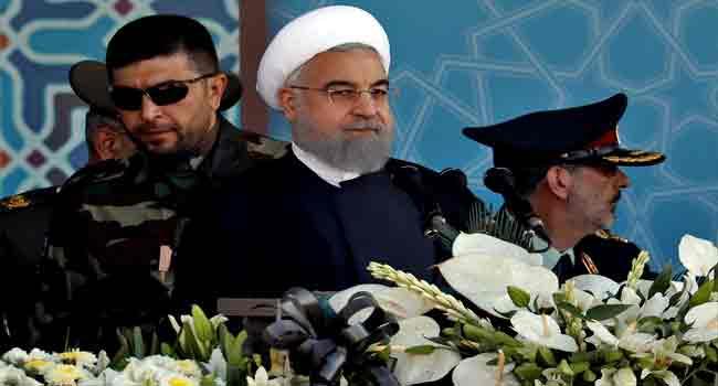 Iran Condemns U.S. Veto Of UN Jerusalem Resolution