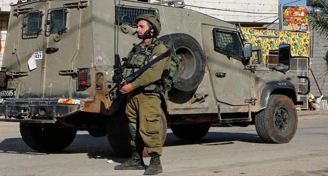 Israel Army Deploys Reinforcements After Trump Jerusalem Move