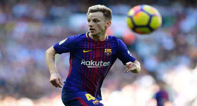 Croatia Star Rakitic Rejoins Sevilla