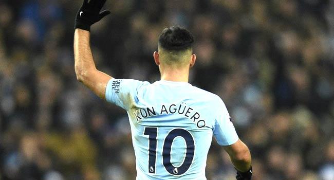 Sergio Aguero's Season Over, Says Guardiola