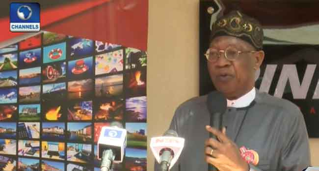 Digital Switchover Will Create Millions Of Jobs – Lai Mohammed