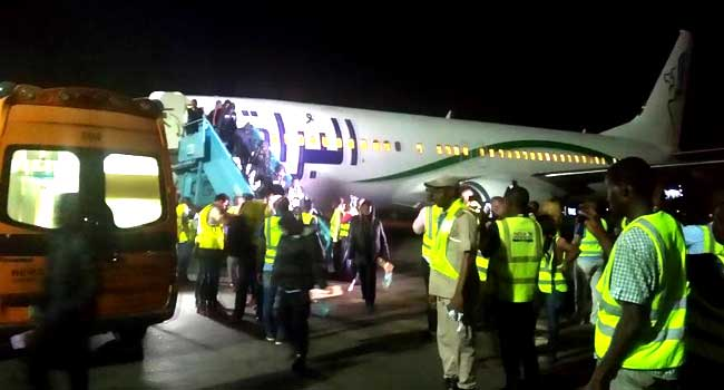 Edo State Tops List In FG's Evacuation Of 2,091 Nigerians From Libya