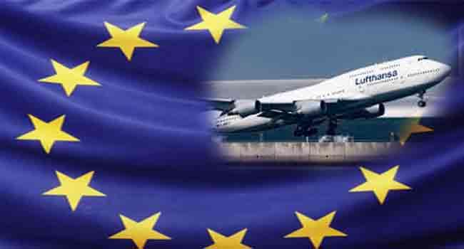 EU Approves Lufthansa Buyout Of Air Berlin Assets