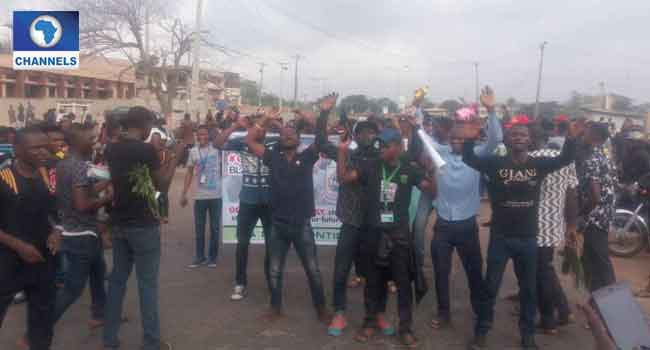 MAPOLY Students Protest Delay In Semester Examination
