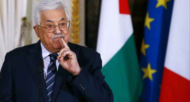 Palestinian President Abbas Improving In Hospital – Officials