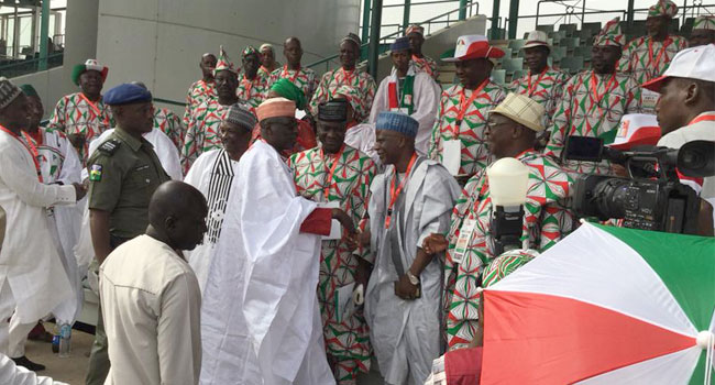Adeniran Walks Out Of PDP Convention, Rejects Electoral Process