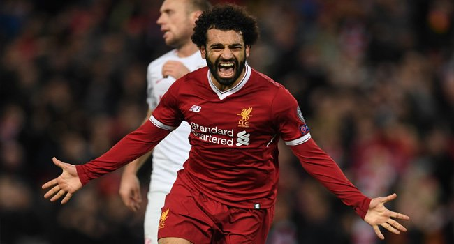 Egypt's Salah retains African Footballer of the Year Award