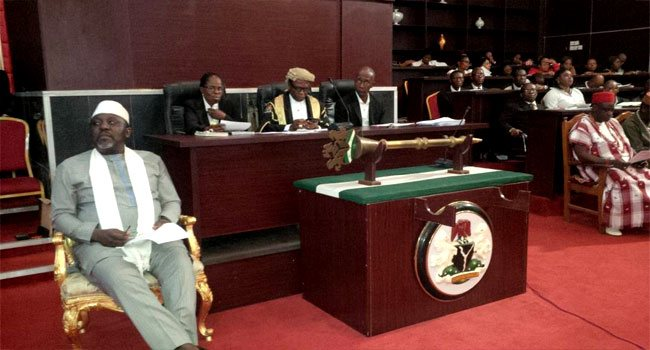Okorocha Presents N190bn Budget Of Consolidation And Continuity