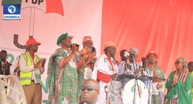 LIVE UPDATES: PDP National Convention