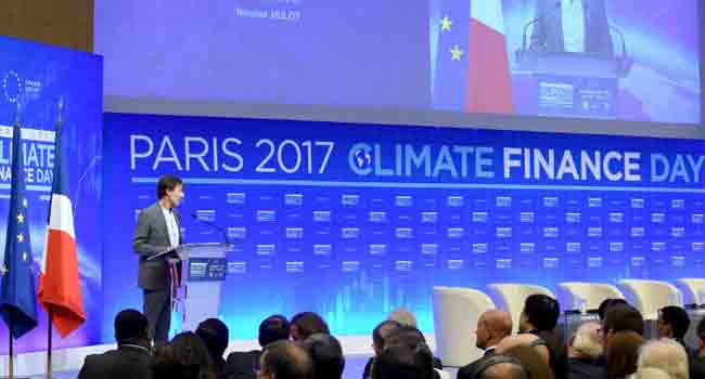 Offsetting Trump, Macron Moves To 'Make Our Planet Great Again'