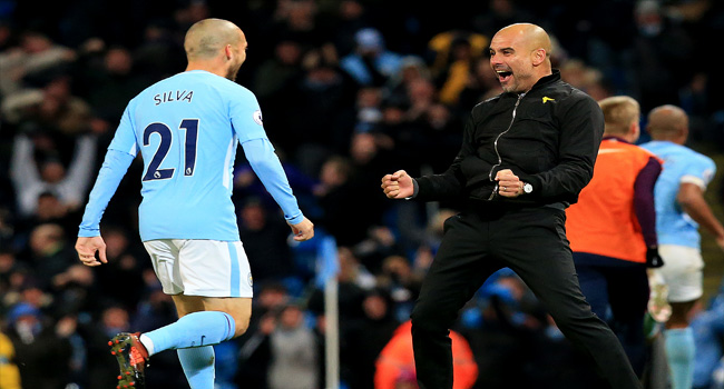 City Extend Lead With Dramatic Win Over West Ham