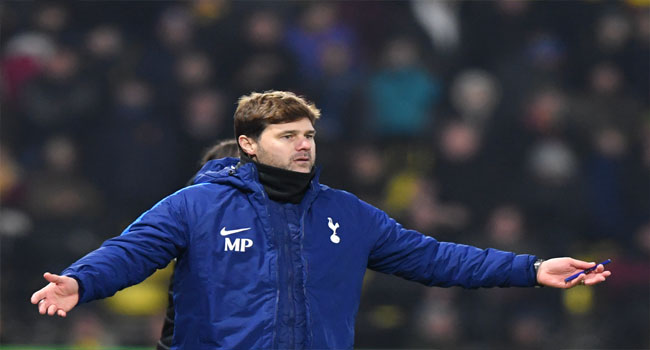 Pochettino Says Spurs Will Learn From Poor Run