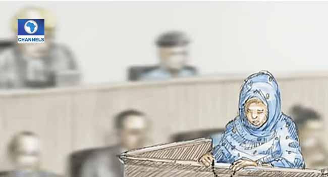 Court Dismisses Alleged Husband Killer Maryam Sanda's No-Case Submission
