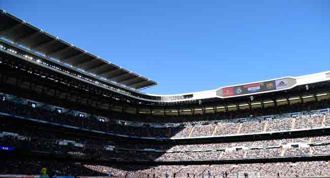 Madrid May Host Copa Libertadores Final