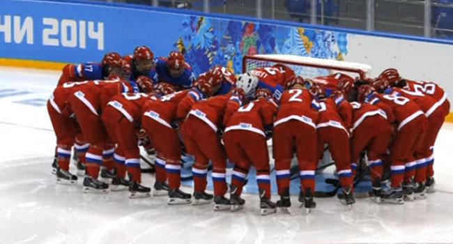 IOC Bans Six Russian Female Ice Hockey Players For Life