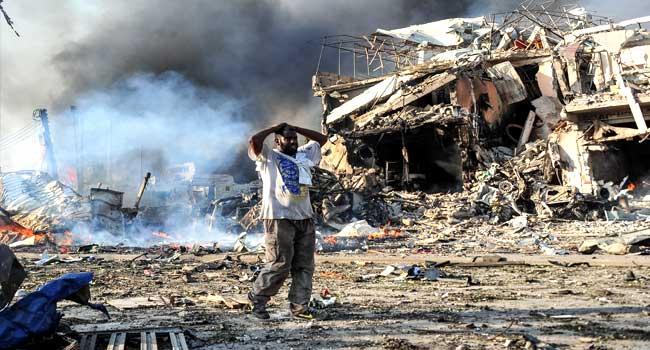 Suicide Bomber Kills 18 Police Officers In Somalia